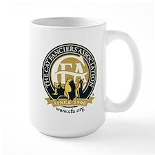 CFA Logo Large Mug