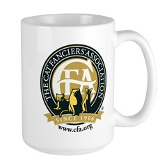 CFA Logo Large Mug
