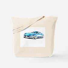 Maserati Gran Turismo Tote Bag