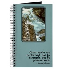 """""""Persevere"""" Journal"""