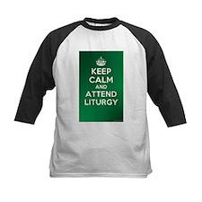 KEEP CALM - ATTEND LITURGYc Tee