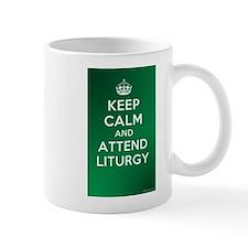 KEEP CALM - ATTEND LITURGYc Mug