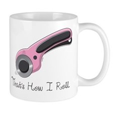 Thats How I Roll Small Mug