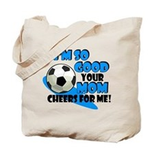 So Good - Soccer Tote Bag
