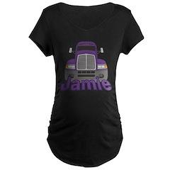 Trucker Jamie T-Shirt