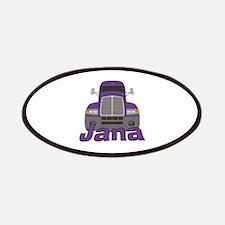 Trucker Jana Patches