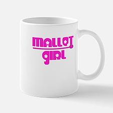 Pink Mallet Girl percussion Mug