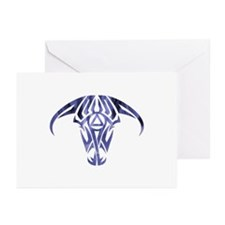 A.A. Logo Taurus - Greeting Cards (Pk of 20)