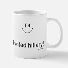 i voted hillary Mug