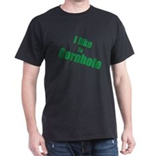 I Like To Cornhole T-Shirt