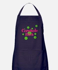 Cornhole Bitch Apron (dark)