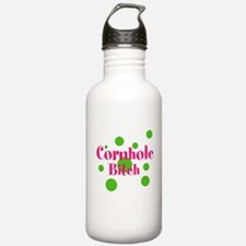 Cornhole Bitch Water Bottle
