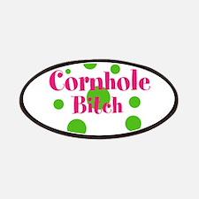 Cornhole Bitch Patches