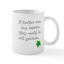 Smart turtles Mug