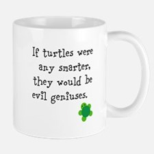 Smart turtles Small Small Mug