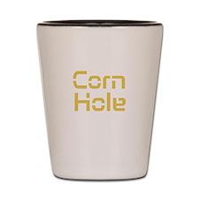 Corn Hole Shot Glass