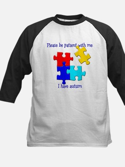Puzzle Kids Baseball Jersey