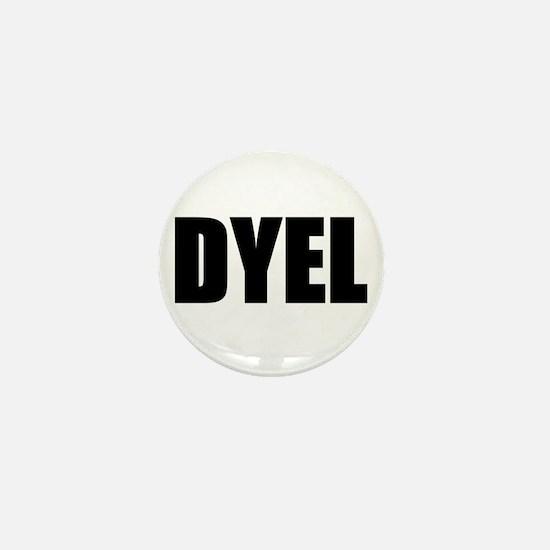 DYEL Mini Button