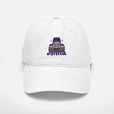Trucker Jenna Baseball Baseball Cap