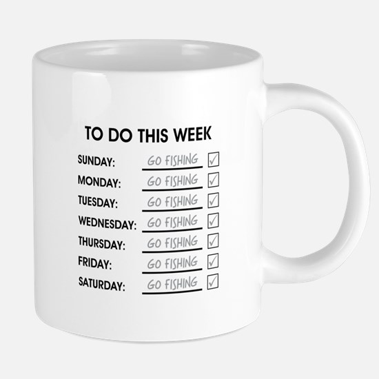 TO DO THIS WEEK Mugs