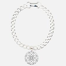 Geometrical Tesseract Bracelet
