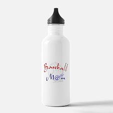 baseballmomglov.png Water Bottle