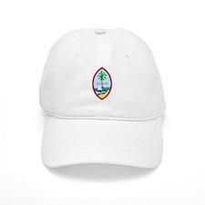 Guam Coat Of Arms Baseball Cap