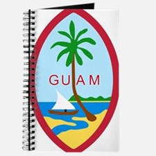 Guam Coat Of Arms Journal