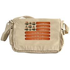 4th of July BBQ Messenger Bag