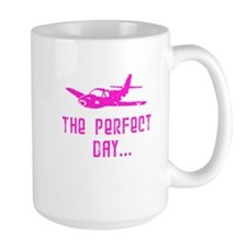 Urban Airplane Mug