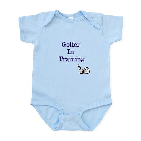 Golfer In Training Infant Bodysuit