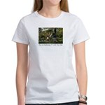 Eye on Gardening TV Shoot Women's T-Shirt