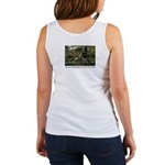 Eye on Gardening TV Shoot Women's Tank Top