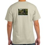 Eye on Gardening TV Shoot Ash Grey T-Shirt
