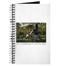 Eye on Gardening TV Shoot Journal