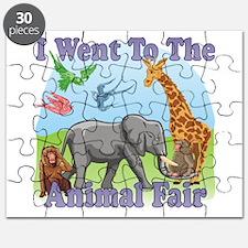 The Animal Fair Puzzle