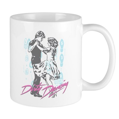 Dirty Dancing Dance Moves Mug