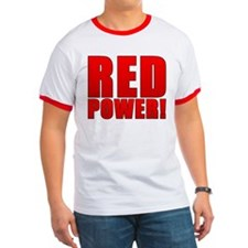 RED POWER! Combo Print T