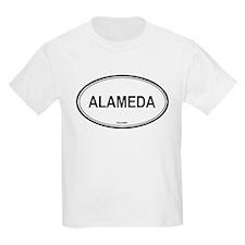 Alameda (California) Kids T-Shirt