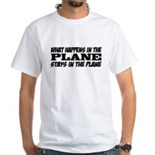 What Happens in the Plane Shirt
