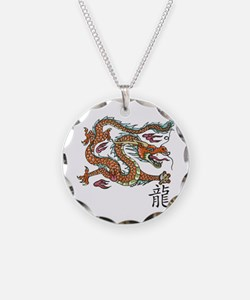 Chinese Dragon NEW Necklace