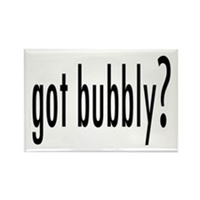 gotBubbly.png Rectangle Magnet