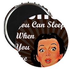 "SleepWhenDead.PNG 2.25"" Magnet (100 pack)"
