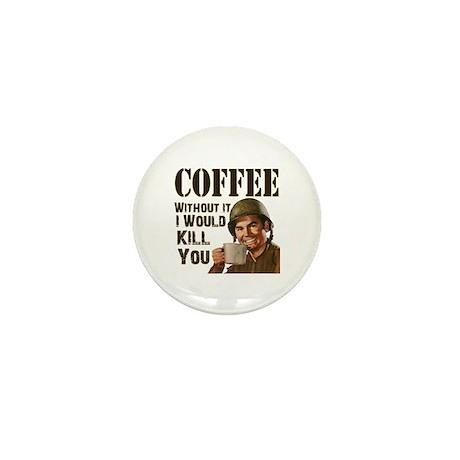 CoffeeKill.png Mini Button (10 pack)