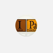 Periodic-Beer.png Mini Button (10 pack)