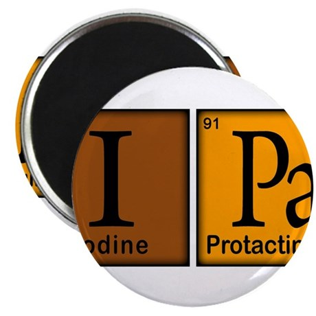 "Periodic-Beer.png 2.25"" Magnet (100 pack)"