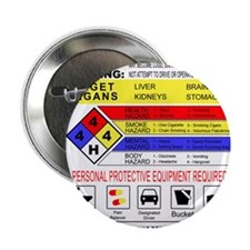 """CrossingTheAle-ware.png 2.25"""" Button"""