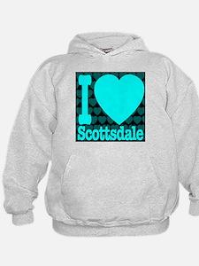 I (Heart) Scottsdale Hoodie