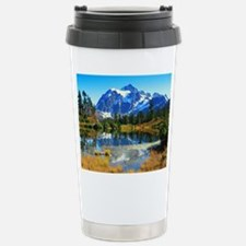 Mountain At Autumn Mugs