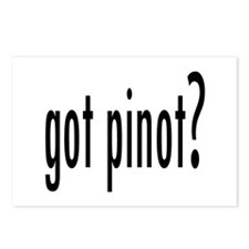 gotPinot.png Postcards (Package of 8)